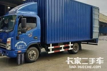二手载货车 江淮帅铃 120马力图片