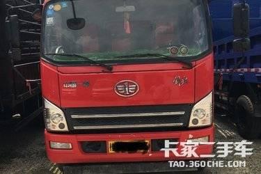 二手载货车 一汽解放轻卡 160马力图片