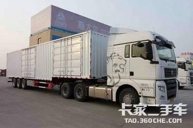 二手载货车 重汽汕德卡 440马力图片