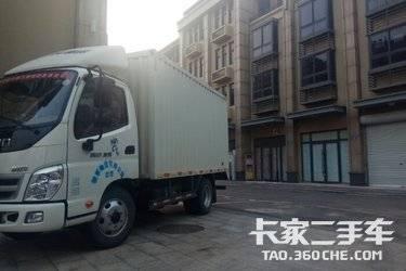 二手载货车 福田奥铃 60马力图片