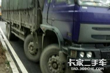 二手载货车 东风华神 336马力图片