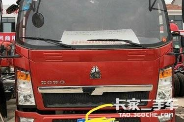 二手轻卡 重汽HOWO轻卡 154马力图片