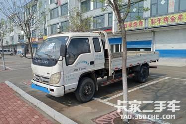 二手载货车 时代汽车(原福田时代) 92马力图片