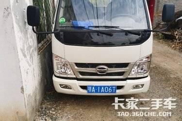 二手载货车 时代汽车(原福田时代) 116马力图片
