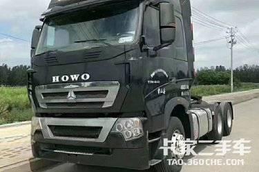二手牵引车 重汽豪沃(HOWO) 440马力图片