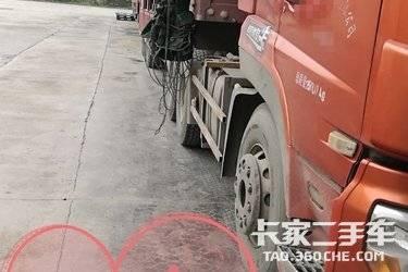 二手牵引车 东风新疆(原专底/创普) 340马力图片