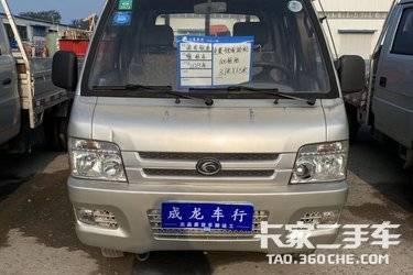 二手载货车 时代汽车(原福田时代) 76马力图片