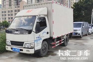 二手载货车 江铃汽车 80马力图片