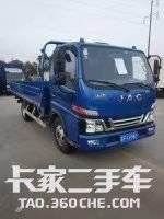 轻卡 江淮骏铃V5 120马力