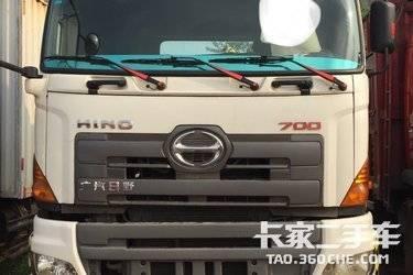 二手牵引车 广汽日野 460马力图片