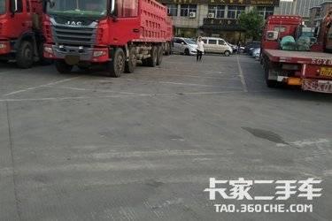 二手自卸车 江淮格尔发 310马力图片