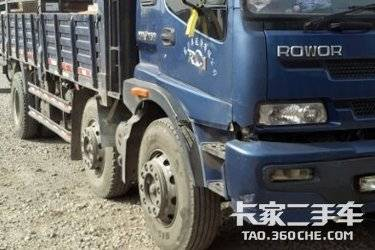 二手载货车 福田瑞沃 160马力图片