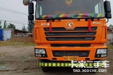 二手陕汽重卡 德龙F3000 380马力图片