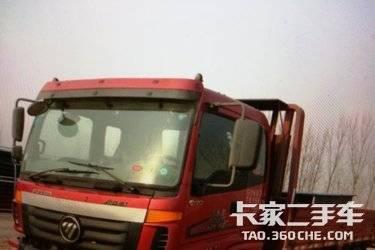 二手载货车 北京牌 17马力图片