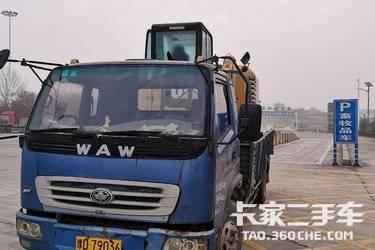 二手飞碟W 飞碟W5 168马力图片