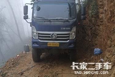 二手中国重汽成都商用车(原重汽王牌) 捷狮 140马力图片