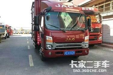 二手载货车 江淮帅铃 156马力图片