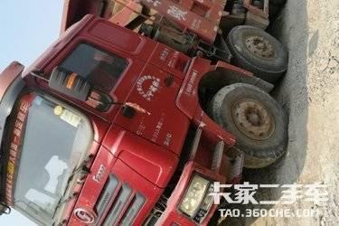 自卸車  陜汽重卡 340馬力