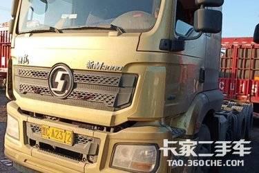 二手卡车二手牵引车 陕汽重卡M300 430马力