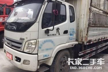 载货车  福田奥铃 160马力可以提档低价出售