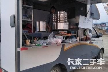 二手轻卡 福田奥铃 81马力图片
