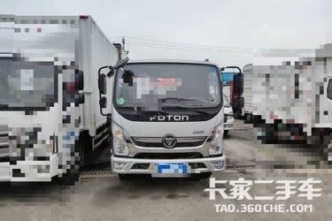二手载货车 福田奥铃 115马力图片