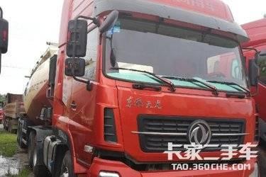 二手专用车 中集凌宇(凌宇牌) 420马力图片
