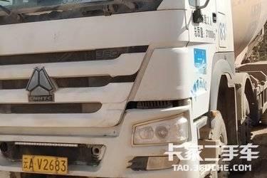 二手中国重汽 中国重汽HOKA 420马力图片