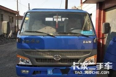 二手轻卡 北京牌 130马力图片