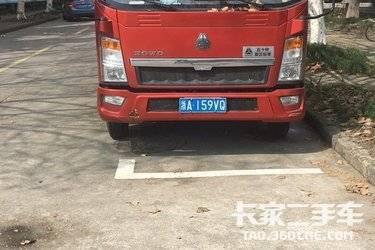 載貨車 重汽豪沃(HOWO) 120馬力