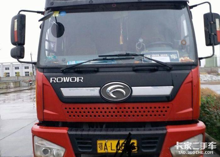 福田瑞沃 168马力 载货车