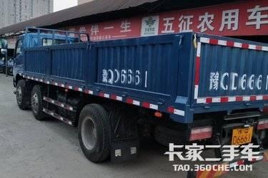 二手载货车 飞碟奥驰 168马力图片