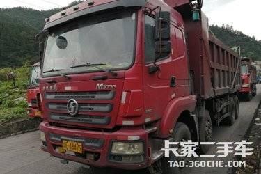 自卸車  陜汽重卡 310馬力