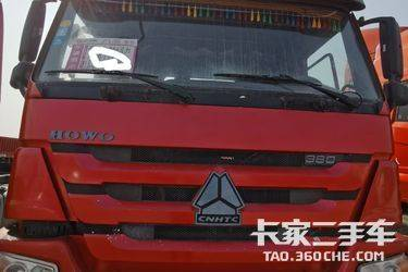 二手重汽豪沃(HOWO) HOWO A7 380马力图片