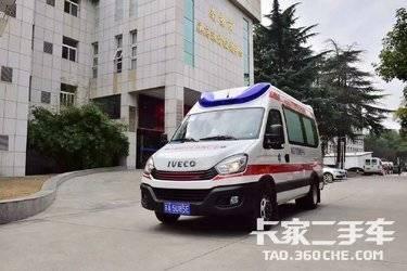 二手随州东正(炎帝牌) 南京依维柯底盘 130马力图片