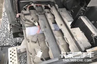 二手牵引车 沃尔沃 460马力图片
