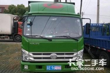载货车  福田时代 130马力