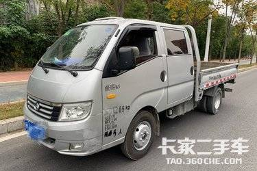 二手时代汽车(原福田时代) 时代K 100马力图片