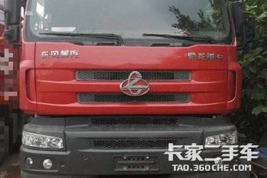 二手载货车 东风柳汽乘龙 290马力图片
