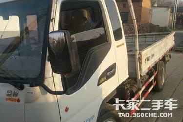 二手轻卡 江淮骏铃 0马力图片