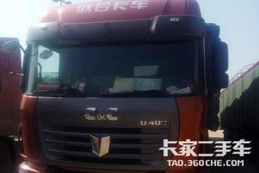 二手牵引车 联合卡车 400马力图片