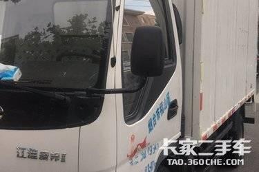 二手载货车 江淮康铃 88马力图片