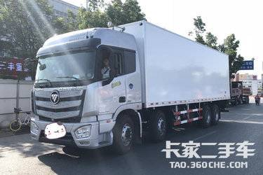 二手福田欧曼 欧曼ETX 430马力图片