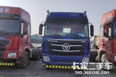 二手福田欧曼 欧曼GTL 550马力图片