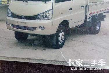 二手载货车 北汽黑豹 58马力图片