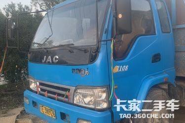 二手江淮工程车 帅铃G 160马力图片