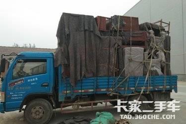 二手轻卡 北京牌 107马力图片