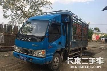 二手载货车 江淮康铃 116马力图片