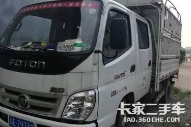 二手载货车 福田奥铃 160马力图片