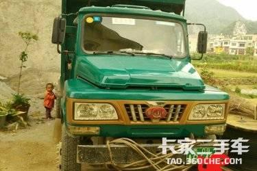 二手自卸车 东风福瑞卡(全新) 68马力图片